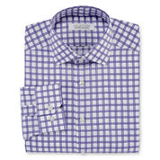 Collection by Michael Strahan Long-Sleeve Cotton Dress Shirt