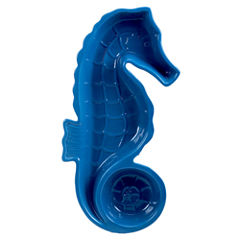 Certified International Sea Life Seahorse Chip & Dip Server