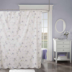 Madison Park Paolina Cotton Shower Curtain