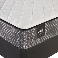 Sealy® Masterbrand® Holly Hills Plush - Mattress + Box Spring
