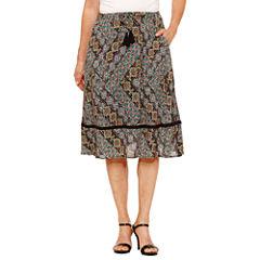 Sag Harbor Fiesta Full Skirt