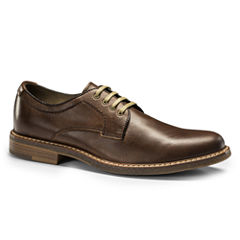 Dockers® Canehill Mens Leather Oxfords