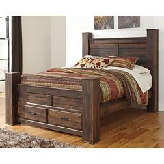 Signature Design by Ashley® Quinden Storage Bed