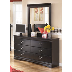 Signature Design by Ashley® Guthrie Dresser and Mirror