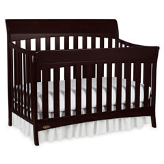 Graco® Rory 5 -in- 1 Convertible Crib - Espresso
