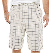 Steve Harvey Plaid Shorts - Big & Tall