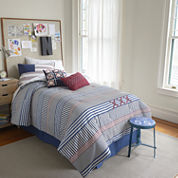 Frank and Lulu Stripes Yo! Reversible Comforter & Accessories
