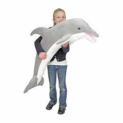 Melissa & Doug® Dolphin Plush