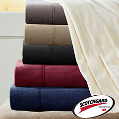 Peak Performance 3M Scotchgard™ Micro Fleece Sheet Set