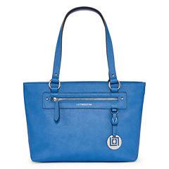Liz Claiborne Jess Shopper Tote Bag