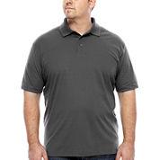 The Foundry Supply Co.™ Quick-Dri® Polo - Big & Tall