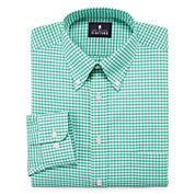Stafford® Travel Long-Sleeve Oxford Dress Shirt - Big & Tall