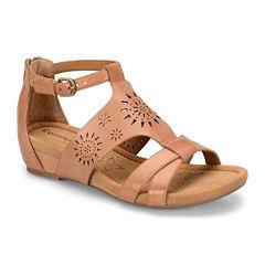 Comfortiva Saco Strap Sandals