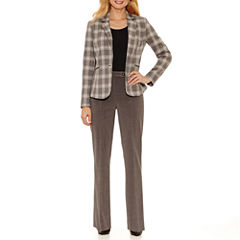 Chelsea Rose Long Sleeve Jacket or Straight Pant