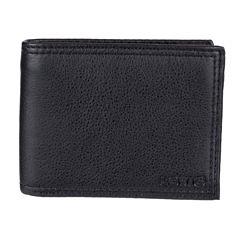 Levi's® Black Traveler Wallet