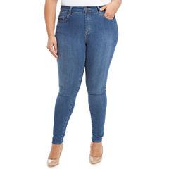 Fashion To Figure The Skinny Jeans Womens Plus