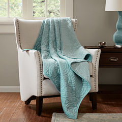 Bombay Taryn Velvet Throw