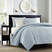 Madison Park Mansfield Coverlet Set