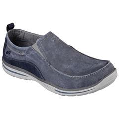 Skechers® Elected Drigo Mens Casual Slip-On Shoes