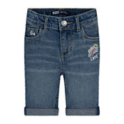 Levi's® Bella Bermuda Shorts - Toddler Girls 2t-4t