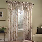 United Curtain Co. Chantelle Rod-Pocket Curtain Panel