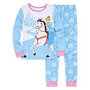Disney Cindy 2-pc. Cotton Pajama Set - Girls 7-16