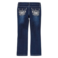Arizona Embellished Jeans Preschool Girls
