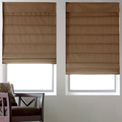 JCPenney Home™ Cotton Classic Thermal Roman Shade