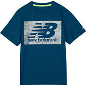 New Balance® Short-Sleeve Graphic Tee - Boys 8-20