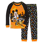 Disney Collection 2-pc. Cotton Pajama Set - Boys2-8