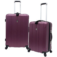 Traveler's Choice® Cambridge 2-Piece Hardsided Spinner Luggage Set