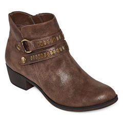 a.n.a Addie Womens Bootie