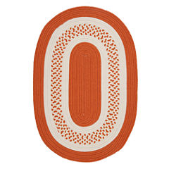 Colonial Mills Alcott Cove Braided Oval Reversible Rugs