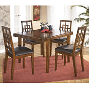 Signature Design by Ashley 5-pc. Dining Set