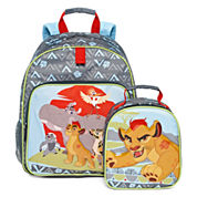 Disney Collection Lion Guard Backpack or Lunch Tote