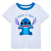 Disney Baby Collection Stitch Graphic Tee - Boys newborn-24m