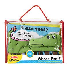 Melissa & Doug® Whose Feet?