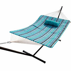 Island Retreat Hammock Pillow & Pad Set