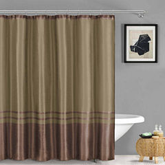 Duck River Sabrina Faux Silk Shower Curtain
