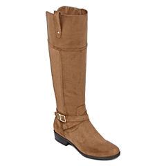Liz Claiborne® Palermo Riding Boots