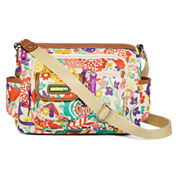Lily Bloom Mid Crossbody Pocket Hobo Bag