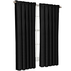 Jefferson Lined Back-Tab Curtain Panel