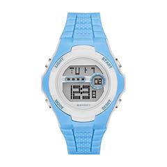 Womens Blue Strap Watch-Fmdja106