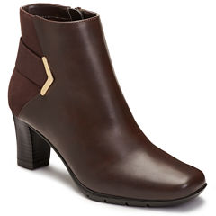 A2 by Aerosoles Moneuver Womens Bootie
