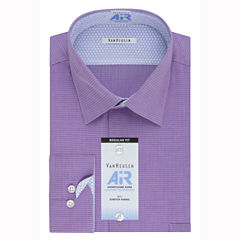 Van Heusen Air Long Sleeve Dress Shirt - Big and Tall