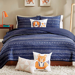 INK+IVY Kids Oliver Coverlet Set & Accessories