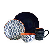 Baum Tangiers 16-pc. Dinnerware Set