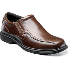 Nunn Bush Bleeker Mens Slip-On Shoes