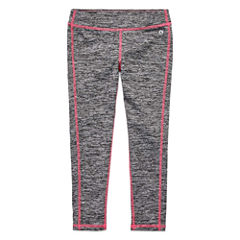 Xersion Pattern Knit Leggings - Preschool Girls