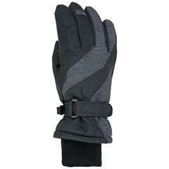 Long Cuff Ski Gloves - Boys